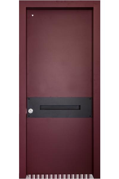 דלת כניסה דגם סיטארה 100
